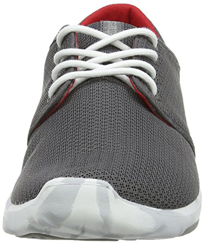 Red 4101000419 Uomo Etnies White 488 Grey Grigio Sneaker 372 SCOUT wgg6I8