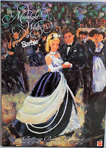 Barbie 1996 Midnight Waltz - Ballroom Beauties Collection by Barbie