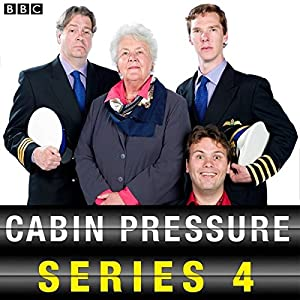 Cabin Pressure Radio/TV Program