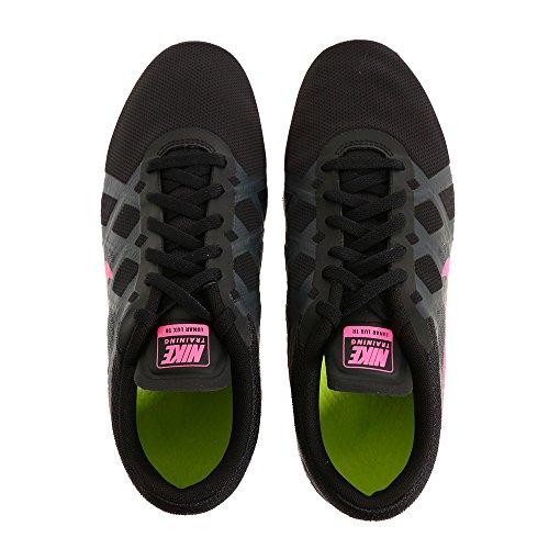Nike Wmns Lunar Lux Tr, Zapatillas de Gimnasia para Mujer Negro (Black/Hyper Pink-Anthrct-White)