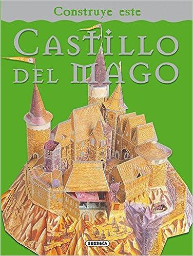 Construye este castillo del mago Construcciones Recortables ...