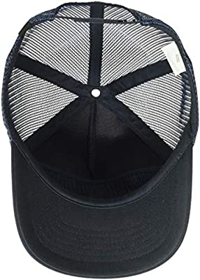 add00d86 Emerica Men's Brand Combo Trucker, Dark Navy One Size: Amazon.ae ...