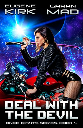 Deal with the Devil (Once Giants Book (Steampunk Babes)