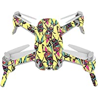 Skin For Yuneec Breeze 4K Drone – Electric Cicada | MightySkins Protective, Durable, and Unique Vinyl Decal wrap cover | Easy To Apply, Remove, and Change Styles | Made in the USA