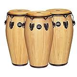 Meinl Percussion LC1134NT-M Artist Series Luis Conte Signature 11 3/4-Inch Conga, Natural Finish