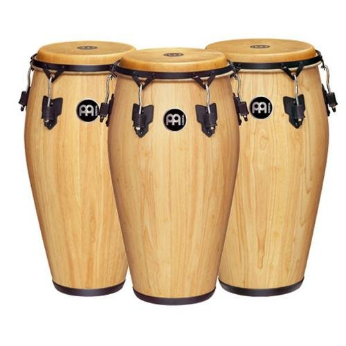 Meinl Percussion LC1134NT-M Artist Series Luis Conte Signature 11 3/4-Inch Conga, Natural Finish by Meinl Percussion