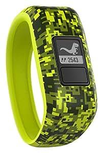 Garmin vivofit Jr -Tracker de actividad para niños, verde