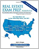 Real Estate Exam Prep (Pearson VUE)-3rd Edition, John R. Morgan, 1453641327