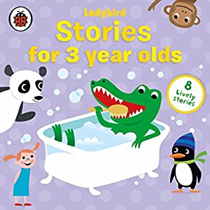 Stories for Three-Year-Olds Audiobook