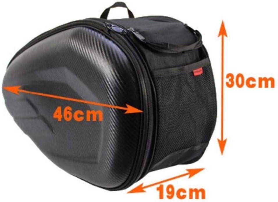 /über Rei/ßverschl/üsse einstellbar Stauraum Tasche erweiterbar YUONG Motorrad Satteltaschen f/ür Motorrad Taschen Satteltaschenpaar abnehmbar inkl Regenhaube universell Helm Stauraum
