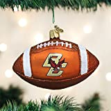 Old World Christmas Boston College Football Glass Blown Ornament