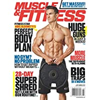 1 Yr Muscle & Fitness Magazine Subscription