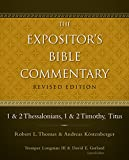Image of 1 and 2 Thessalonians, 1 and 2 Timothy, Titus (The Expositor's Bible Commentary)