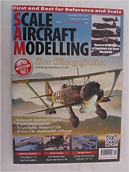 Amazon.com: Scale Aircraft Modelling Magazine - September ...