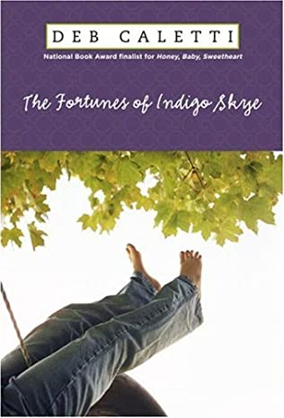 book cover of The Fortunes of Indigo Skye