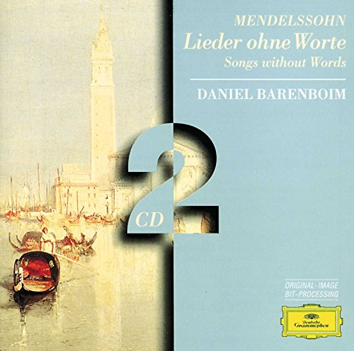 (Mendelssohn: Songs Without Words )