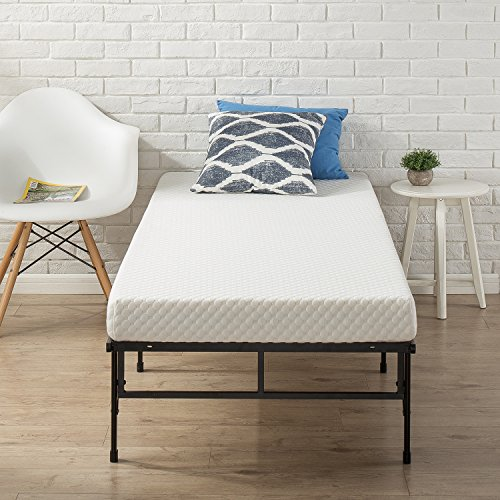 Zinus Dawn 14 Inch Easy To Assemble Smartbase Mattress