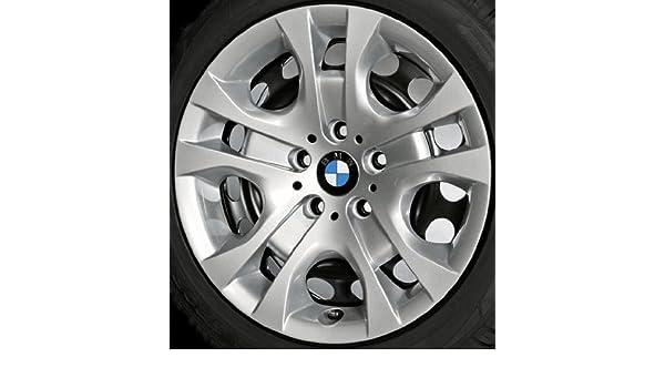 BMW Original Cilindro de Apertura Tapacubos Tapacubos X1 E84 - Juego (4 Unidades): Amazon.es: Coche y moto