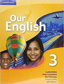 ##UPD## Our English 3 Student Book: Integrated Course For The Caribbean. talking instalar Shields codigos April practica 51kidIMz-UL._SX258_BO1,204,203,200_