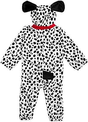 Disfraz de cachorro dálmata para bebés de una pieza de disfraz de ...