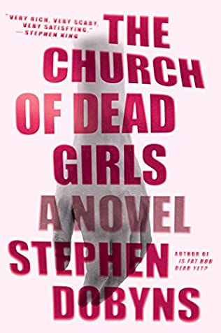 book cover of The Church of Dead Girls