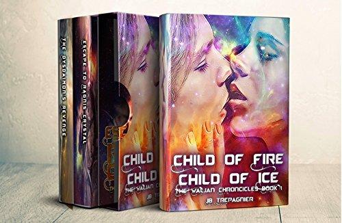 The Waljan Chronicles Boxed Set Books 1-3