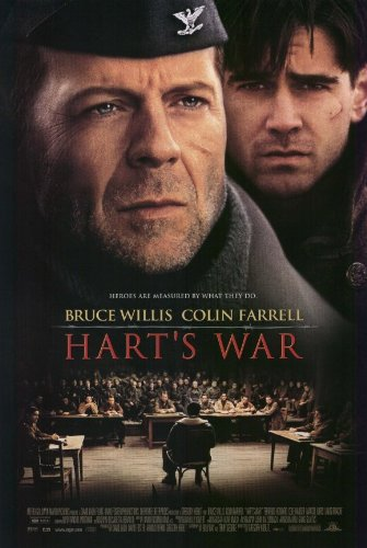 Hart's War Style B Yr 2002 Original Double Sided 27x40 inches Movie Poster
