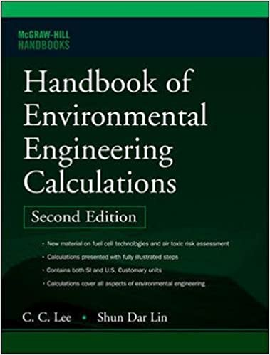 Handbook of Environmental Engineering Calculations 2nd Ed.: C. C. ...