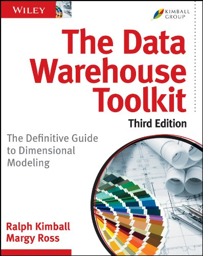 The Data Warehouse Toolkit: The Definitive Guide to Dimensional Modeling cover