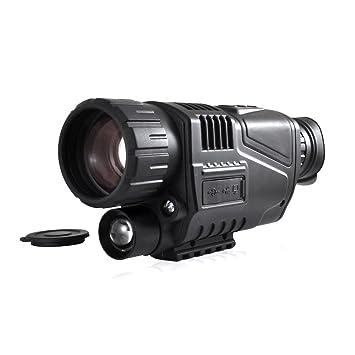 Amazon.com : Pyle PSHTCM88 Handheld Night Vision Camera with ...