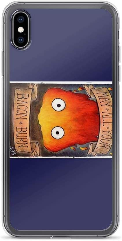coque iphone 8 howl's moving castle