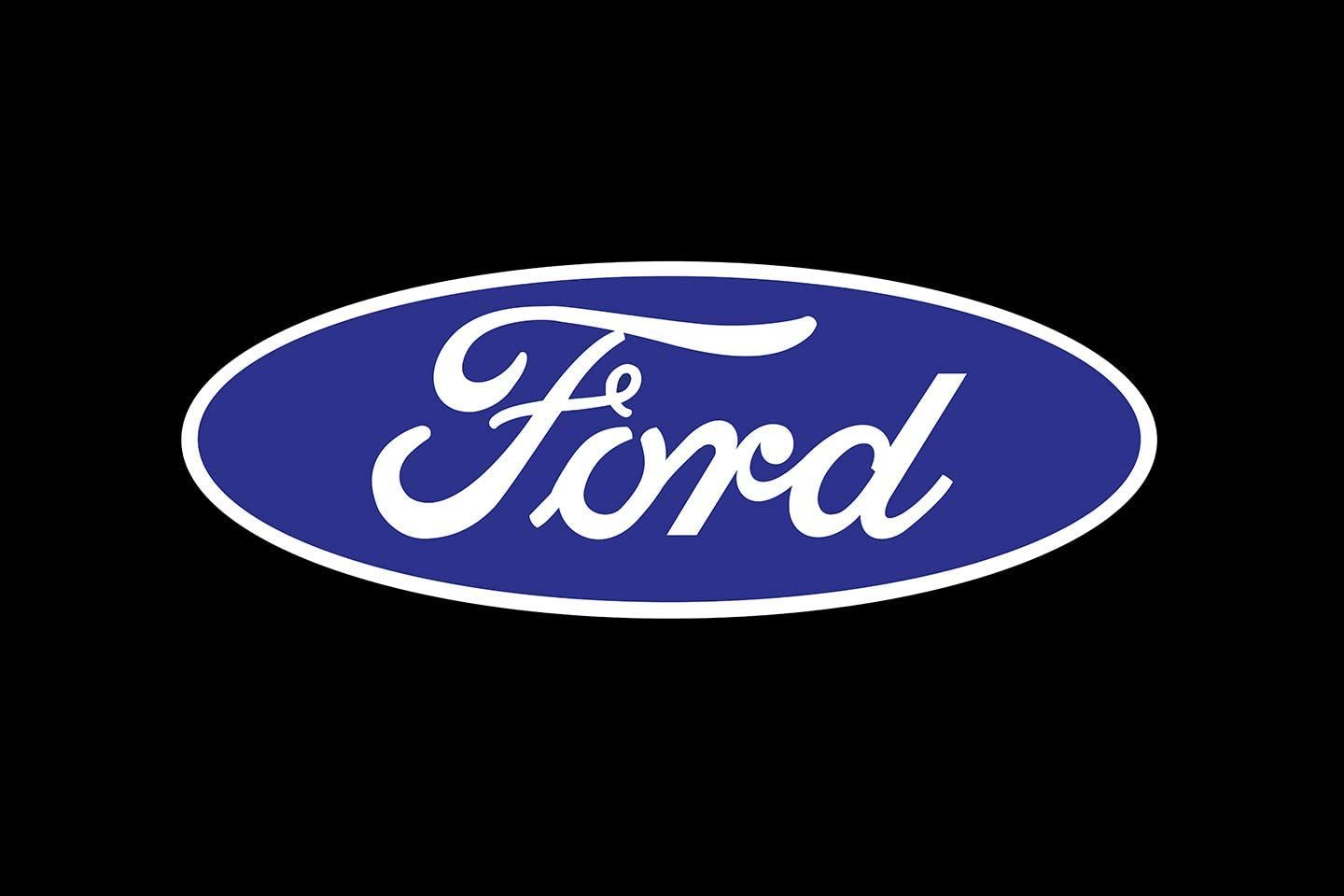 Officially Licensed by Ford Motor Compnay Universal Fit ELFG2504 Extra Long Size 22 X 45 Fender Gripper Fender Cover with Ford Blue Oval