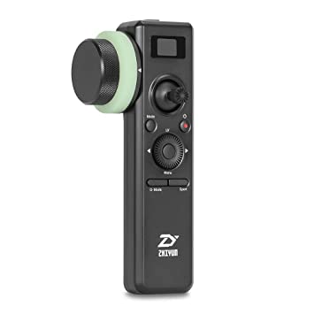 ZHIYUN Crane 2 - Mando a Distancia inalámbrico con Sensor de Movimiento