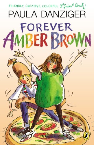 Forever amber brown kindle edition by paula danziger children forever amber brown by danziger paula fandeluxe Images