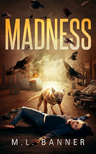 MADNESS: An Apocalyptic-Horror Thriller (Madness Chronicles Book 1) by [Banner, M.L.]
