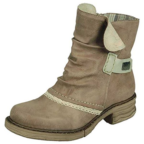 Stiefel perle/ice/beige