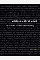 Writing a Great Movie: Key Tools for Successful Screenwriting Paperback