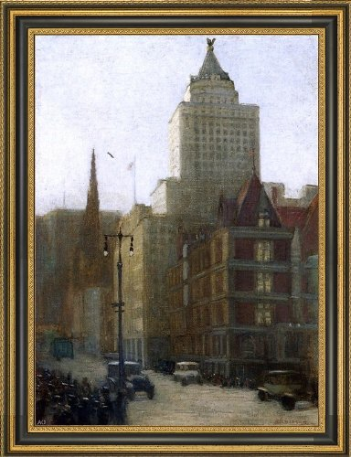 Aaron Harry Gorson 57th Street at Fifth Avenue - 18.25