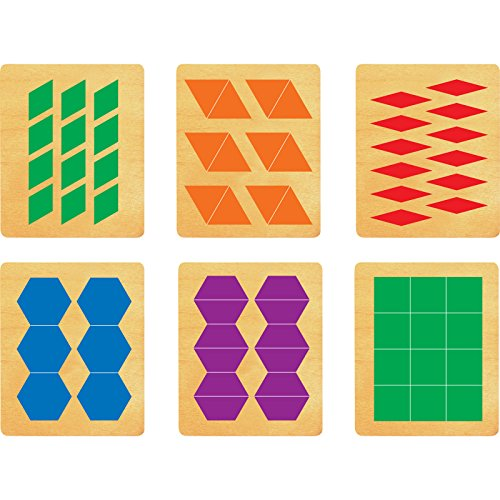 Ellison SureCut Dies Set, Pattern Blocks, Large ()