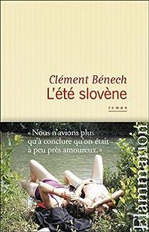 L'été slovène par Bénech