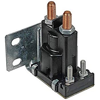 Amazon.com: WHITE RODGERS 12 VOLT 100 AMP 4 TERMINAL CONTINUOUS DUTY on 12 volt winch switch wiring, 12 volt winch to battery wiring diagram, ramsey pro 8000 winch wiring diagram, runva winch wiring diagram, 12 volt toggle switch wiring diagram,