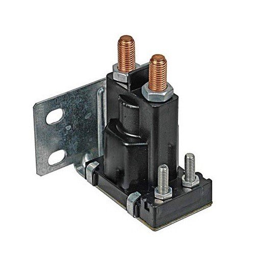 WHITE RODGERS 12 VOLT 100 AMP 4 TERMINAL CONTINUOUS DUTY SOLENOID FITS 120-907 120-105112 120-105112-1 120-105112-2 -