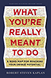 What You're Really Meant to Do: A Road Map for Reaching Your Unique Potential