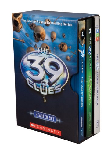 39 clues box set hardcover - 6