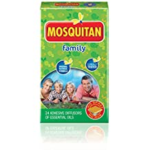 Mosquito Patches Deet free perfect for the family.