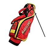 NCAA Maryland Terrapins Nassau Golf Stand Bag