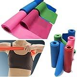 chinkyboo Stretch Resistance Exercise Band 1.5m Yoga Dyna Aerobics Accessory