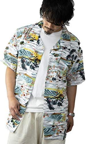 アロハシャツ メンズ 大きいサイズ 半袖 開襟 オープンカラー レーヨン 総柄 花柄 ボタニカル柄 アニマル柄 カクテル柄 ネオン柄 柄シャツ 開襟シャツ オープンカラーシャツ トップス リゾート 韓国系 お洒落