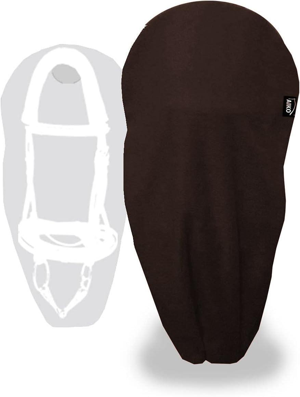 Aiko - Bolsa portabebés, Color marrón, Lavable y Transpirable
