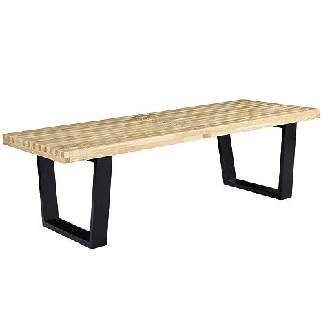 Fantastic Amazon Com Decorific Nyc Natural Wood Mid Century Modern Spiritservingveterans Wood Chair Design Ideas Spiritservingveteransorg